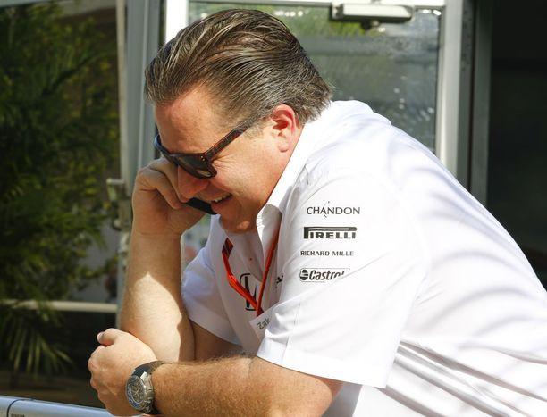 McLaren Racingin yhdysvaltalainen toimitusjohtaja Zak Brown käy neuvotteluja brittitallin viemisestä Pohjois-Amerikan IndyCar-sarjaan.