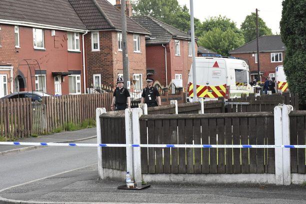 Keskiviikkona Abedin kotitalo Etelä-Manchesterissa oli eristetty..