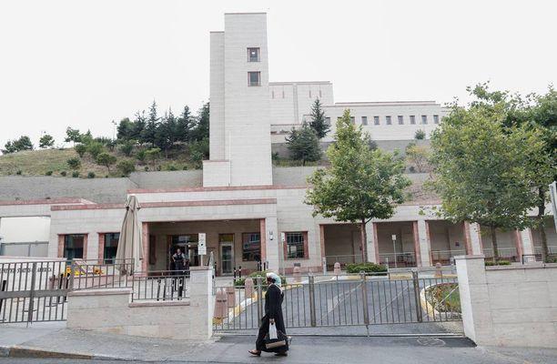 Isis suunnitteli epäilyn mukaan iskua Yhdysvaltain Istanbulin-konsulaattiin.