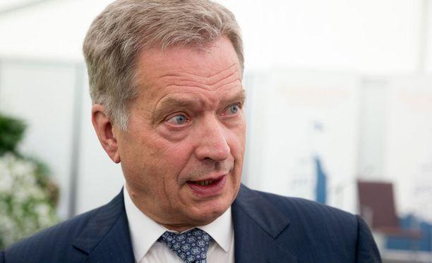 - Suomen lisäpanosta YK:n Mali-operaatioon selvitetään, Niinistö sanoo.