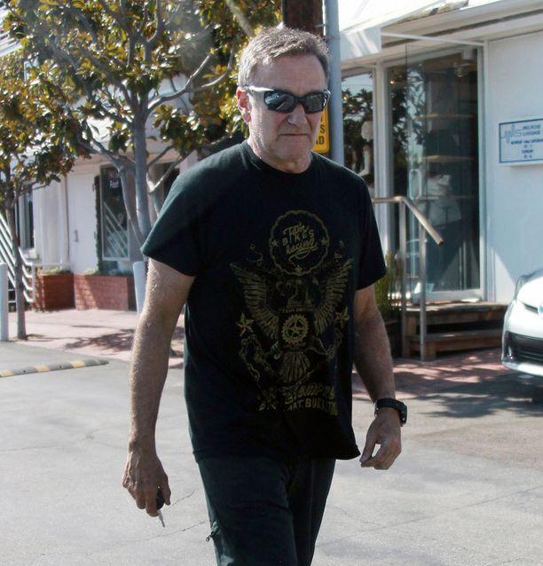 Robin Williams oli päihderiippuvuuksiensa välissä 20 vuotta kuivilla.