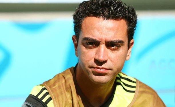 Xavin maajoukkueura päättyi massiiviseen pettymykseen Brasilian MM-kisoissa.