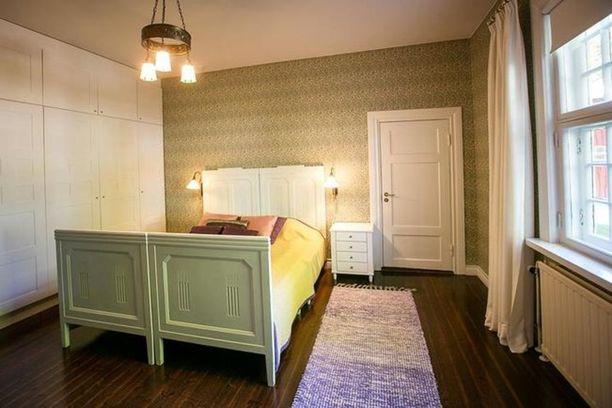 Villa Anna on toiminut viime vuodet sen omistavan yrityksen edustushuvilana.