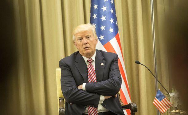Presidentti Trump on parhaillaan valtiovierailulla Israelissa.