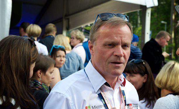 Tommi Mäkisen kuskit ovat aloittaneet Suomen MM-rallin loistavasti. Paljon on kuitenkin vielä ajamatta.