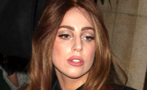Gaga on myös maailman toiseksi vaikutusvaltaisin julkkis.