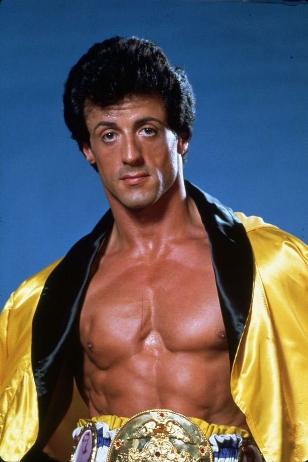 Sylvester Stallonen Rocky sai ensi-iltansa 1976.