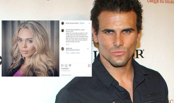 Jeremy Jackson etsi kaksi vuotta ex-vaimoaan Loni Willisonia.