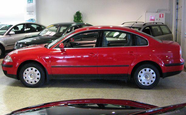 12 vuotta vanha Volkswagen Passat osoittautui odotettua pahemmaksi vikapommiksi ja siitä syntyi kauppariita.