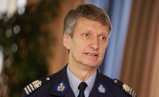 Arto Karnaranta huolestui alaisiinsa kohdistuvasa väkivallasta. Arkistokuva.