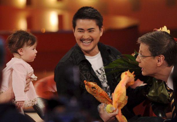 Thomas Beatie vieraili Susan-tyttärensä kanssa saksalaisessa televisio-ohjelmassa. Susan syntyi kesäkuussa 2008, toinen lapsi vuotta myöhemmin. Pariskunta sai myöhemmin kolmannenkin lapsen.