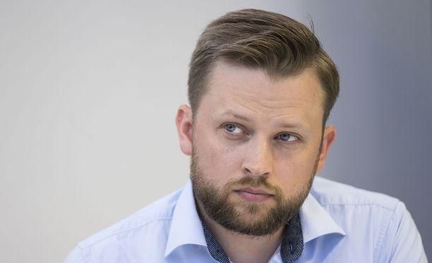 Aki Ruotsalan ura Pori Jazzin toimitusjohtajan loppui ennen kuin ehti alkaakaan.