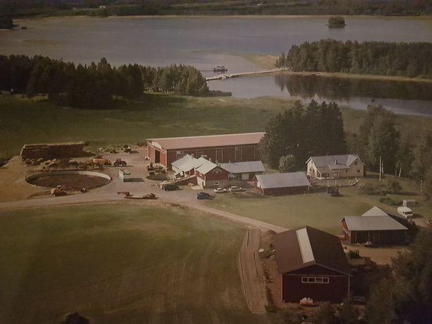 Mattilan maatila täytti 300 vuotta vuonna 2011.