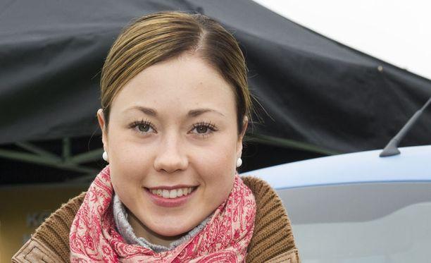 Laura Lepistö aloittaa kauden sairastuvalla.