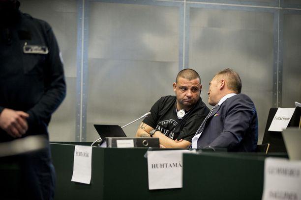 Ruotsalainen Hassan Zubier halusi kohdata puukottajan oikeudessa.
