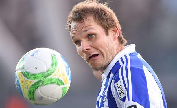 Markus Heikkinen voitti toisen kerran Suomen cupin.