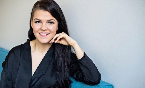 Saara Aalto kilpailee tänään Euroviisujen ensimmäisessä semifinaalissa.