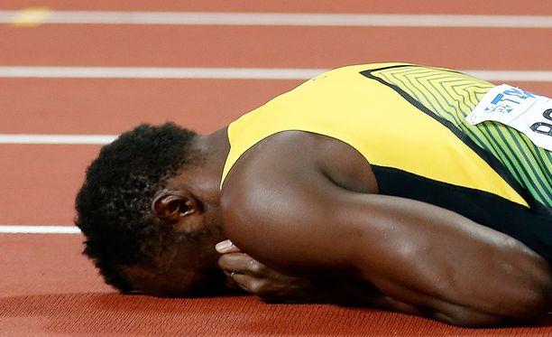 Usain Bolt ei halua tulla muistetuksi näistä kuvista. Palaako hän vielä areenoille?