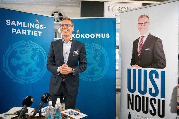 Onko kampanjatiimi tyrinyt Alexander Stubbin linjanvedot, kysyy Iltalehden Juha Keskinen.