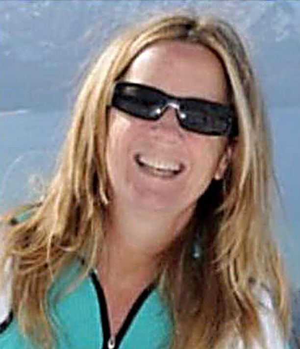 Päiväämätön kuva Palo Alton yliopiston professorista Chirstine Blasey Fordista.