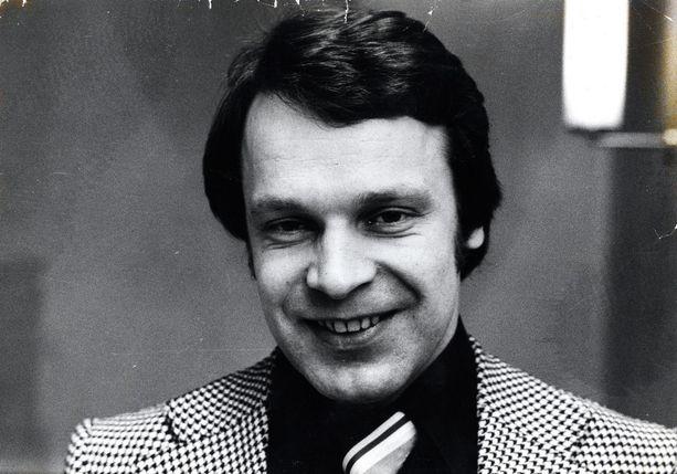 Reilu vuosi takana kansanedustajuutta. Ilkka Kanerva marraskuussa 1976.