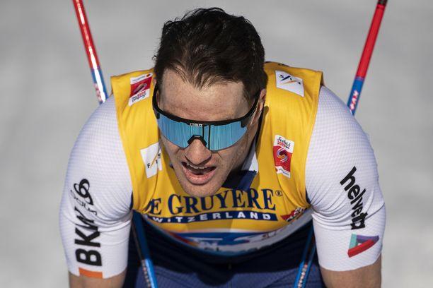 Dario Cologna oli surullinen ja pettynyt MM-kisoja värittävästä dopingskandaalista.