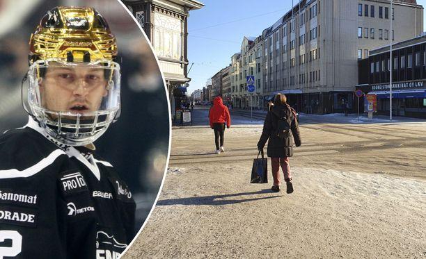 Josh Kestner huomasi, että osa suomalaisista tykkää taittaa matkat kävellen tai pyöräillen. Yhdysvalloissa autoilu on hänen arvionsa mukaan yleisempää.