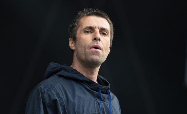 Liam Gallagher ei perusta U2-yhtyeen toiminnasta.