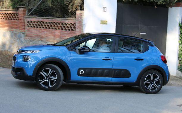 Uusi Citroën C3 on vastikään saapunut Suomeen.