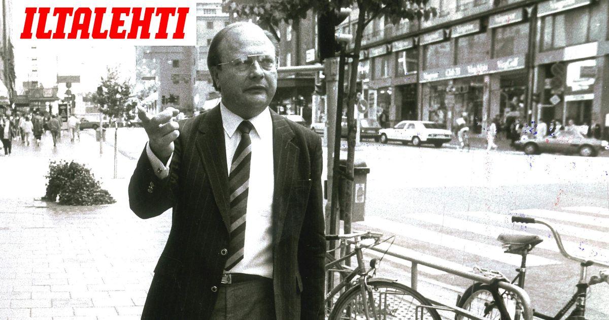 Oliko hän murhaaja? Olof Palmen surmaa todistanut Skandia-mies...
