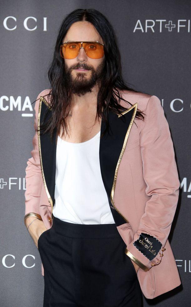 Jared Leto on menestynyt sekä näyttelijänä että muusikkona.