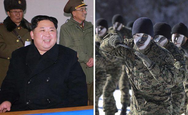 Etelä-Korealla on lehdistön mukaan suunnitelma tuhota Kim Jong-un ja Pohjois-Korean johto, jos sota syttyy.