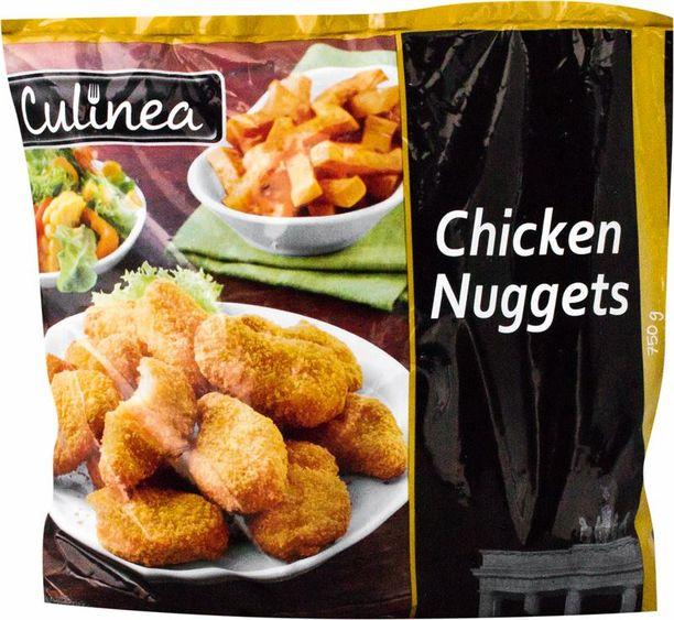 Chicken nuggets lidl