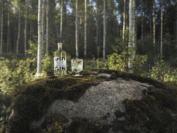 Kyrön Napue Rye Gin voitti 2015 parhaan Gin&Tonic-ginin palkinnon 2015.