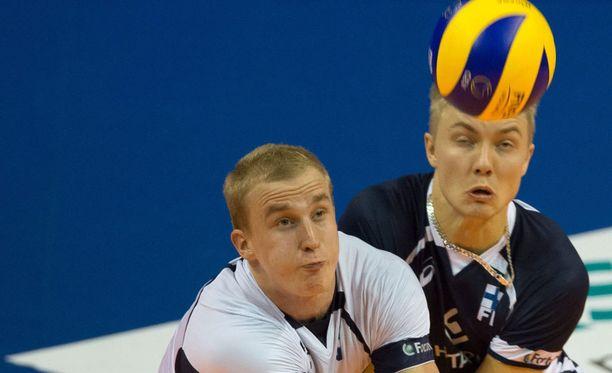 Niklas Seppänen ja Lauri Kerminen taistelivat Venäjää vastaan.