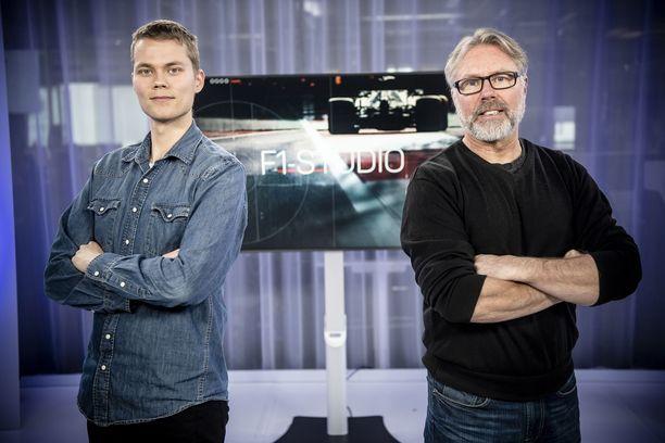 Iltalehden F1-studio pureutuu formulamaailman kiinnostavimpiin puheenaiheisiin.