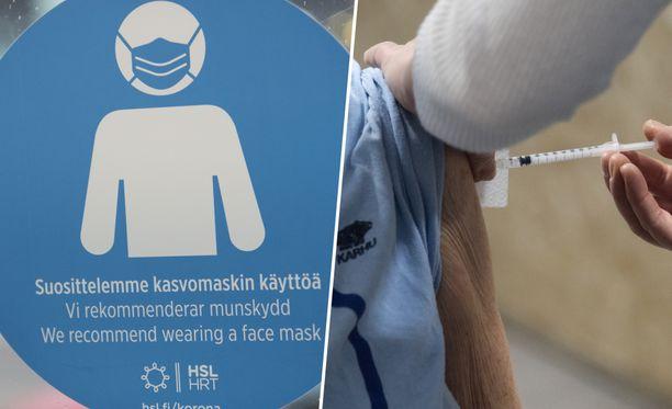 THL on antanut lausuntonsa rokotusjärjestyksen muuttamisesta.
