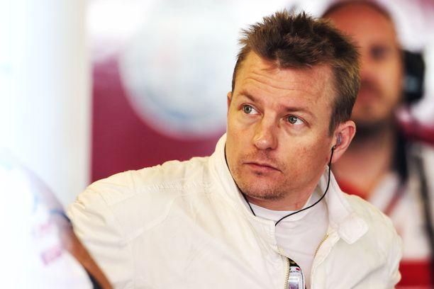 Kimi Räikkönen ajaa tiistaina Abu Dhabissa Pirellin rengastestiä.