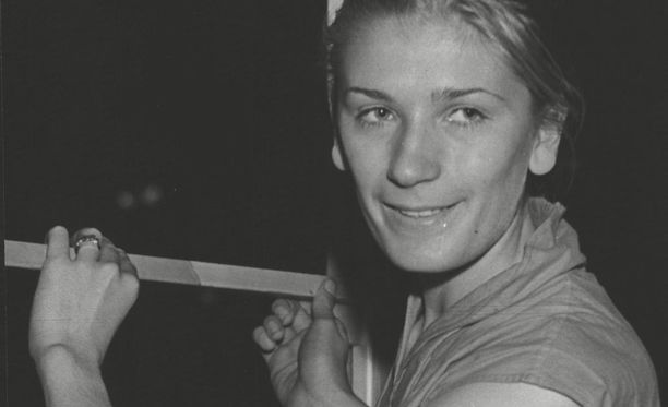 Iolanda Balas takoi maailmanennätyksiä.