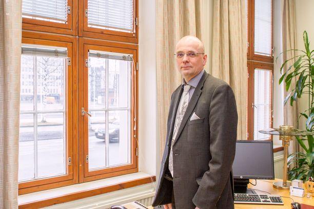 Mikkelin kaupunginjohtaja Timo Halonen sanoo, että vaikka sopimus kaupungin sivutyöstä on erikoislaatuinen, se on ollut kaupungille kannattava.