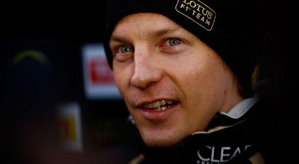 Kimi Räikkönen palaa F1-kilpailuihin ensi viikonloppuna.