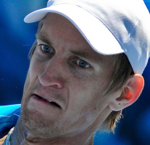 Jarkko Nieminen tavoittelee ATP-turnauksen voittoa.