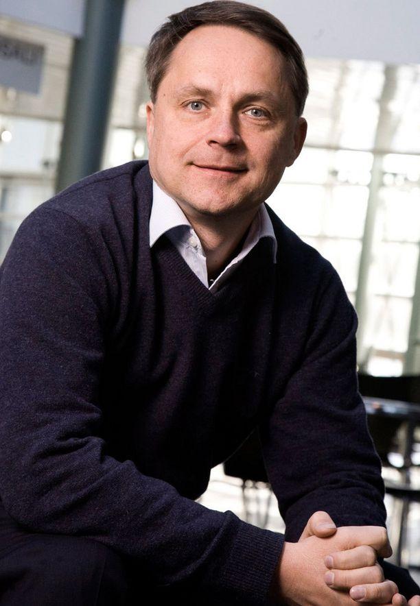 Tietoturva-asiantuntija Petteri Järvisen mukaan kyberhyökkäykset lisääntyvät entisestään tulevaisuudessa.