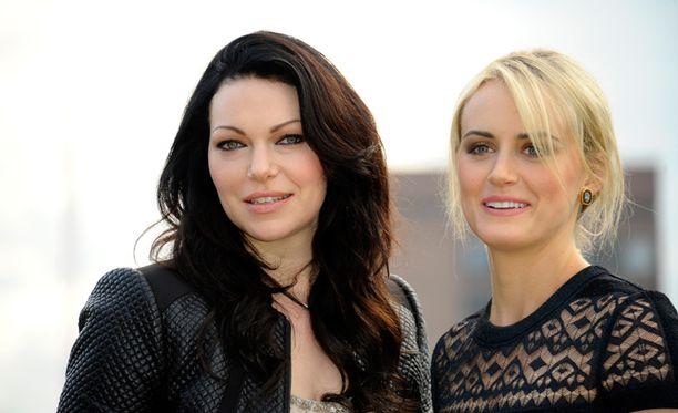 Laura Prepon (Alex) ja Taylor Schilling (Piper).