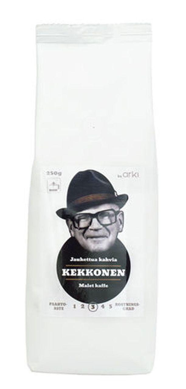 Keskipaahtoinen kahvi on kehitelty suomalais-belgialaisena yhteistyönä.