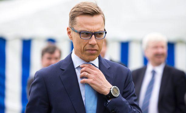Valtiovarainministeri Alexander Stubb (kok) ei usko, että Kreikan maksukyvyttömyys aiheuttaisi dominoefektiä.