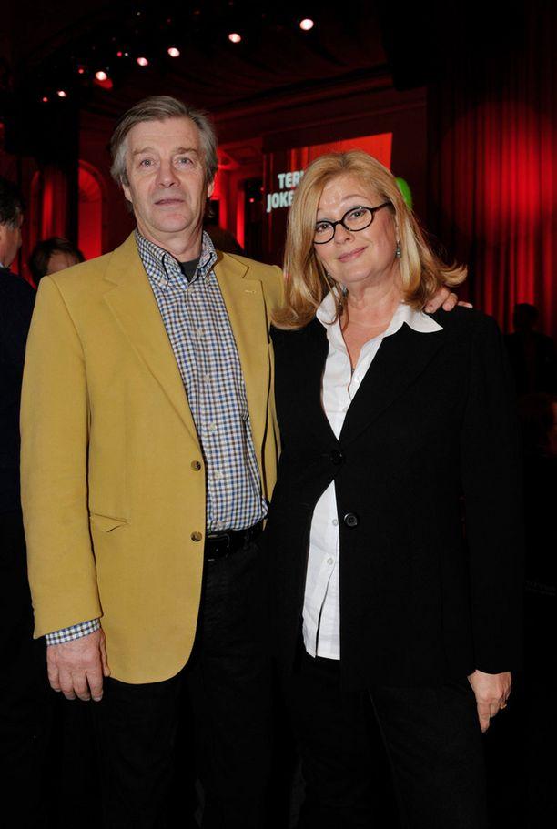 Merja Tammi ehti olla lähes 30 vuotta naimisissa Ari-miehensä kanssa.