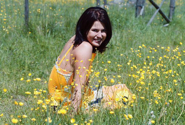 Henna Meriläinen valittiin Miss Suomeksi vuonna 1994. Kuva vuodelta 2000.
