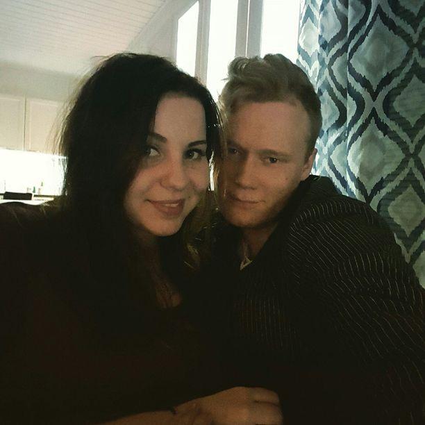Andte tapasi Elisa-rakkaansa toukokuussa ja pari on pitänyt yhteyttä siitä asti.