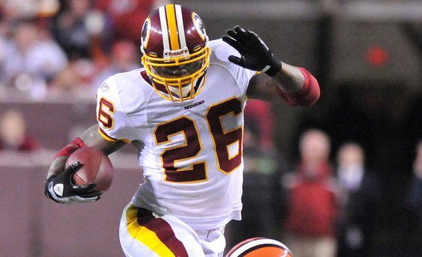 Portis on yksi Washington Redskinsin historian parhaita pelaajia.